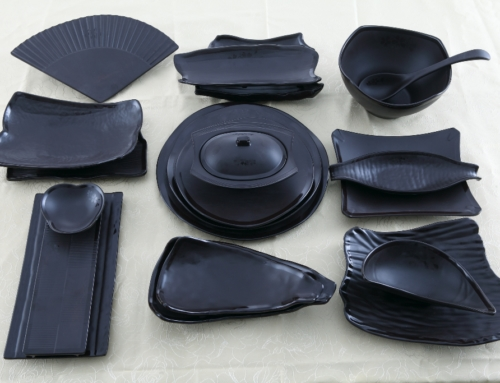 black sushi dinnerware & melamine sushi tableware \u2013 China melamine ware manufacturer