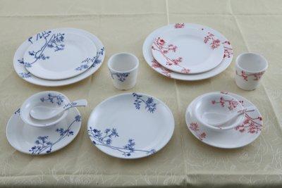 melamine bone china dinnerware & Melamine dinner set u2013 China melamine ware manufacturer